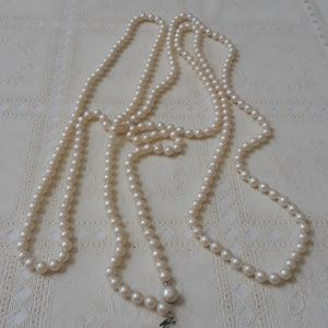Jewelry - Pearl's, Flapper, Long
